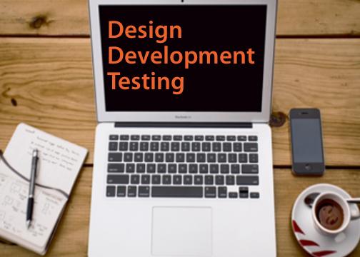Design-Development-Testing