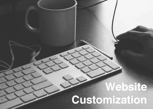 Website-Customization