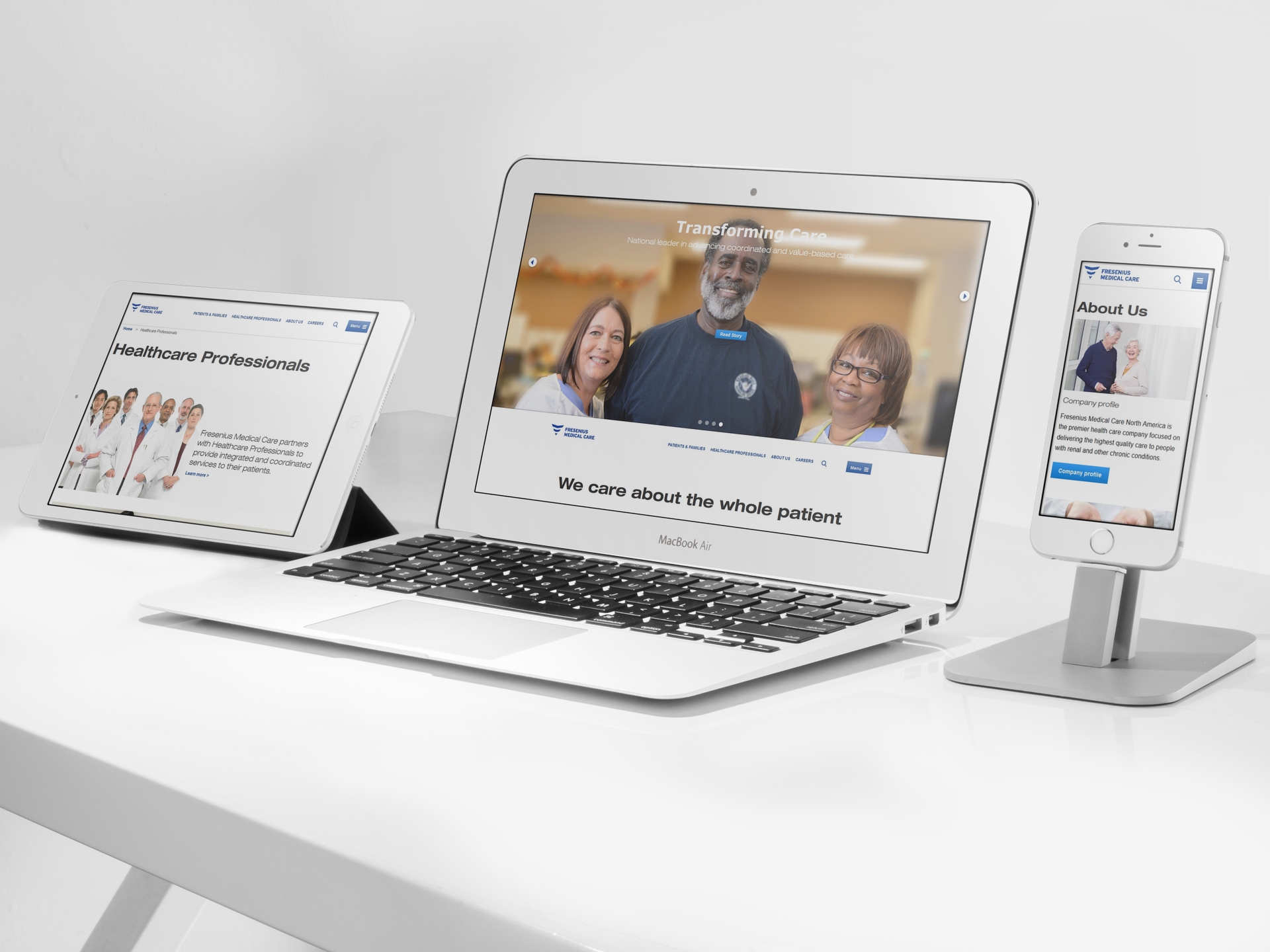 Healthcare-Website-Responive-Design